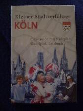 Kartenspiel - POKER  - Kleiner Stadtverführer KÖLN - City Guide / NEU