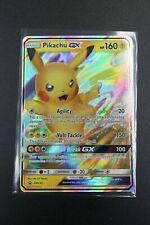 Pokemon Pikachu GX SM232 - Black Star Promo - Mint