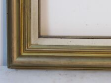 ANTIQUE GILT/ DISTRESSED  FRAME FOR PAINTING  24  X 20 INCH   OR  26 X 22 INCH