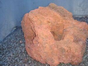 Large cave aquarium fish tank decoration holey rock cichlid stone hideout den