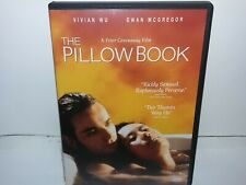 The Pillow Book (DVD, Region 1 USA/Canada, Unrated, English Subs) Guaranteed