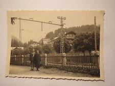 ST. Anton am Arlberg-Ferrovie? Hotel Casa di montagna? - il 22. giugno 1944/FOTO