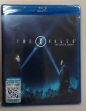 Sealed THE X-FILES SEASON 1 BLURAY David Duchovny Gillian Anderson One Free ship