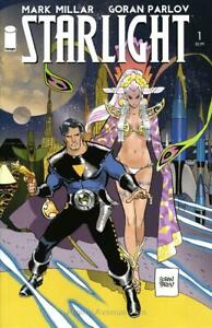 Starlight (Image) #1B VF; Image   save on shipping - details inside