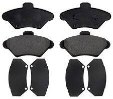 ACDelco 17D600 Front Organic Pads