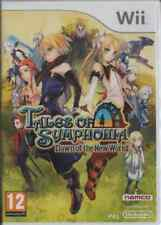 TALES OF SYMPHONIA DAWN OF THE NEW WORLD Wii NEUF SOUS BLISTER D'ORIGINE VF
