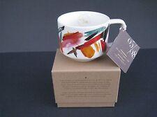 """Starbucks Artisan Series """"A Story Of Baristas"""" Coffee Cup Mug 05/08 12 oz."""