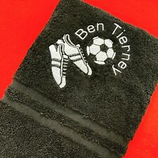 PERSONALISED SPORTS / FOOTBALL TOWEL
