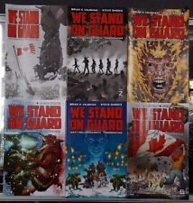 We Stand on Guard #1 2 3 4 5 6 Comic Book Complete Set Image Brian K Vaughn
