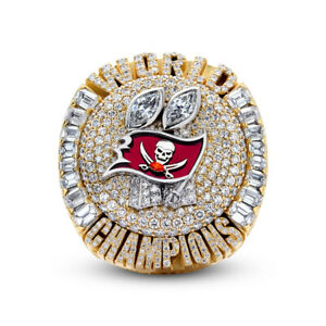 2020-2021 Tampa Bay Buccaneers Championship Ring !--