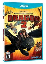 How To Train Your Dragon 2 Dragon Racing Adventure Video Game Nintendo Wii U PAL