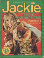 Jackie Magazine 17 December 1977 No. 728     David Essex     Dr Feelgood     Mud