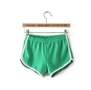 Women's Sports Shorts Yoga Gym Lady Jogging Lounge Summer Beach Pants