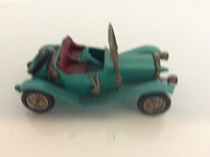 Matchbox models of yesteryear Y 14.2 Maxwell  Roadster green used item 1965