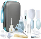 Baby Health Care Kit - Baby Grooming Kit Newborn Baby Care Accessories, 15PCS