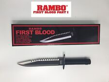 RAMBO FIRST BLOOD PART 1 SURVIVAL HUNTING KNIFE