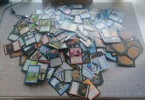 2,45 kg Magic the gathering Karten; deutsch; alle Farben; keine Länder