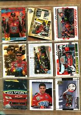 HUGE LOT OF OVER 125 DIFFERENT YEARS & BRANDS JEFF GORDAN RACE CARDS # 53