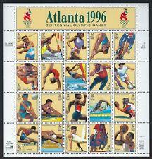 U.S.#3068 1996 SUMMER OLYMPICS  MINT, VF, NH   FULL SHEET @ FACE VALUE!