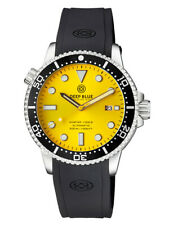 Deep Blue Master 1000 Foot Diver Automatic Dive Watch Generation 2 M1.2YLYL-S