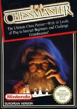 The Chessmaster NM Cartridge NES Nintendo Entertainment System Video Game