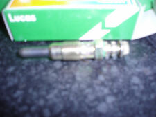 4 x Land Rover 90 110 2.5 litre Delphi Glow Plugs HDS271 - equiv to NGK  Y-907R