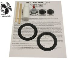 "Speaker Surround Repair Kit  for Marantz Imperial 3.25"" Midrange Imperial 7 +  9"
