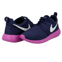 Nike Roshe One (GS) 599729 407 size 4Y-6Y Purple Shoes