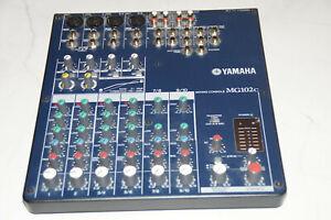 Yamaha MG 102 C Mischpult (86792278858)