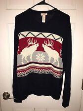 Men's Dockers Holiday Sweater- Medium
