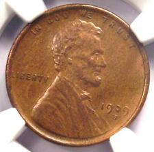 1909-S Lincoln Wheat Cent 1C - Certified NGC AU55 - Rare Key Date Penny!