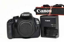 Canon 1200D 18.0MP Digital SLR Camera - Shutter Count only 2,748