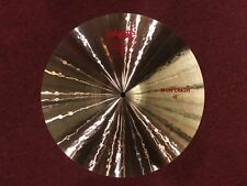 "Paiste 18"" 2002 Thin Crash Cymbal"