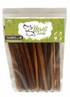 6'' Thin Bully Stick (15 units) Dog Treats, Dog Bones