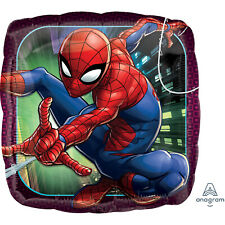 Spider-Man (Non Message) Foil Balloon 43 cm (17 in) Party Event Decoration