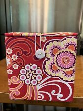 Vera Bradley Decorative Ornament Nwt Also An Identical Pattern Storage Box
