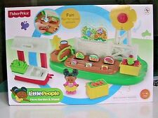 Fisher Price  Little People Farm and Garden Stand