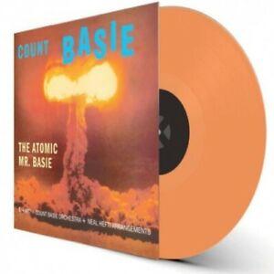 Count Basie - Atomic Mr Basie [New Vinyl LP] Colored Vinyl, 180 Gram, Orange, Sp