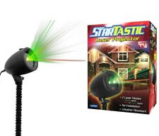 Startastic Holiday Light Show, The As Seen on TV Laser Light Projector, New