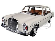 1968 MERCEDES 280 SE IVORY 1/18 DIECAST CAR MODEL BY NOREV 183569