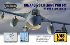Wolfpack WP48078, AN/AAQ-28 LITENING Pod for F-16 ,SCALE 1/48