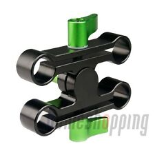 Lanparte AHRC-01 Adjustable Height Riser Clamp Rod/Rail Raiser for Shoulder Pad