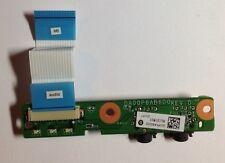 HP G61 G71 Compaq CQ61 CQ71 - Audio Sound Port Board And Cable DA00P6AB6D0
