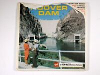 View-Master HOOVER DAM (A158) – 3 reels & BOOKLET - SH