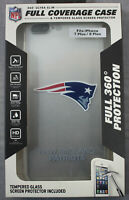 New England Patriots iPhone 7 Plus 8 Plus Shock Proof Full Coverage Case NWT