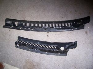 GEO TRACKER SUZUKI SIDEKICK Plastic COWL COVERS - HOOD WINDSHIELD WIPER ARMS