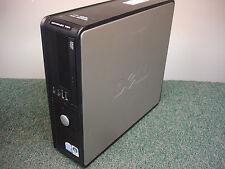 DELL OPTIPLEX 755 SFF COMPUTER PC PENTIUM  DUAL CORE 2.5GHz 3GB PU052 PW124 F/S