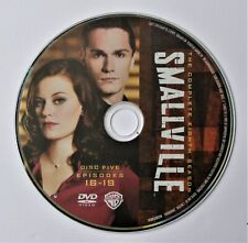 SMALLVILLE - SEASON 8 DISC 5 REPLACEMENT DVD DISC ONLY
