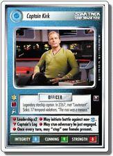Star Trek CCG DOM Dominion Captain Kirk WB Preview