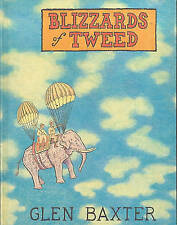 , Blizzards of Tweed, Baxter, Glen, Book